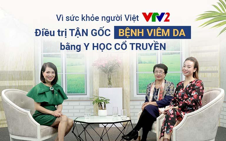 Chương trình Vì sức khoẻ người Việt có sự tham gia của bác sĩ chuyên khoa II Nguyễn Thị Nhuần và diễn viên truyền hình Vân Anh