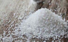 Trong muối có thành phần sát khuẩn, trị hắc lào hiệu quả