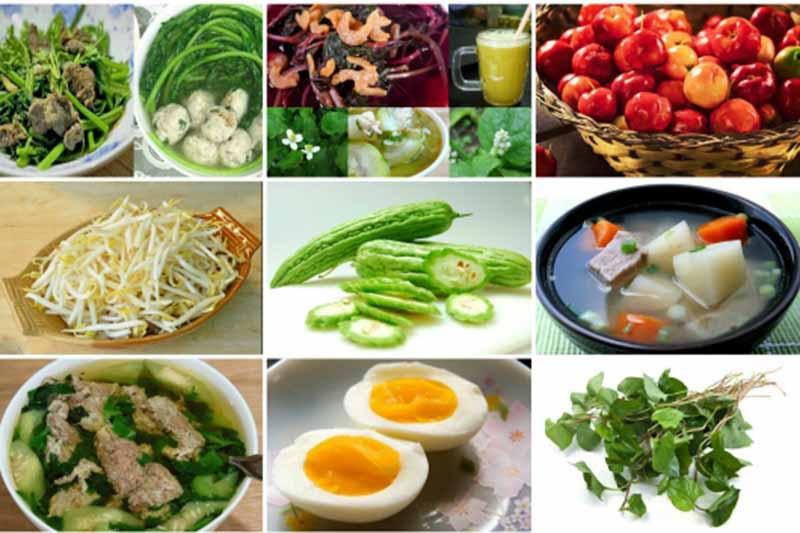 Có nhiều món ăn trị ho rất tốt, dễ thực hiện