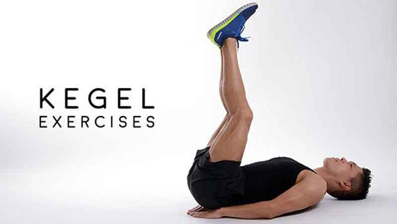 Bài tập Kegel giúp tăng cường trương lực cho nhóm cơ mu