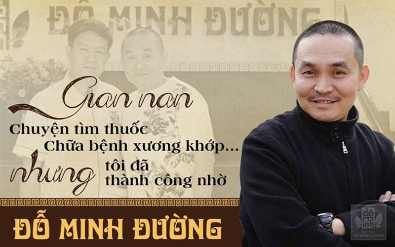 Nghệ sĩ Xuân Hinh tin tưởng sử dụng bài thuốc Xương khớp Đỗ Minh