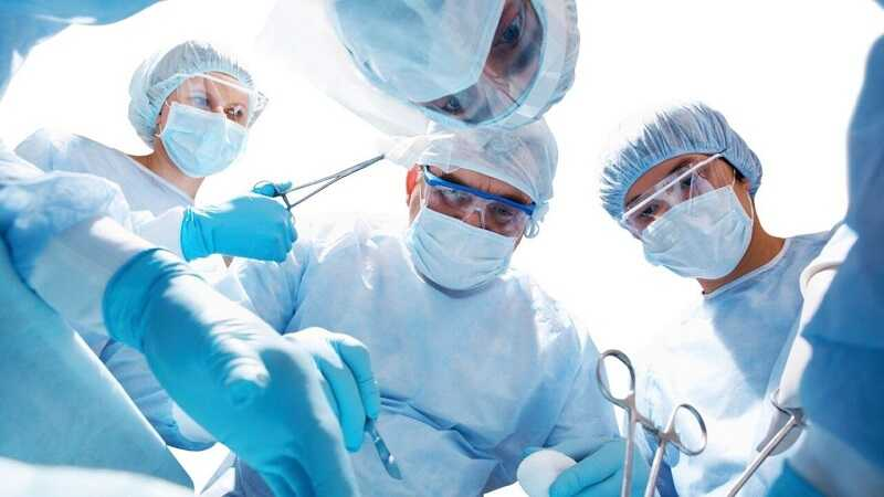 Phẫu thuật được chỉ định với các bệnh nhân nặng