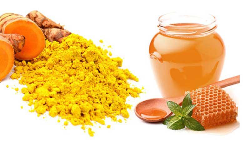 Sử dụng mật ong và nghệ giúp giảm những cơn đau dạ dày