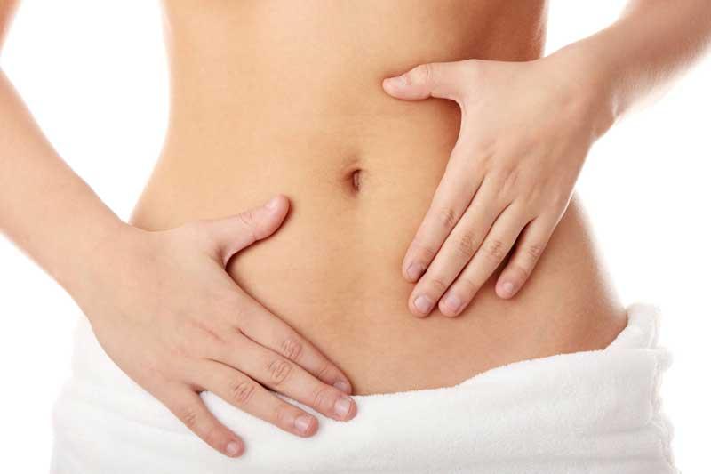 Thực hiện động tác xoa bóp tại nhà để làm giảm những cơn đau dạ dày