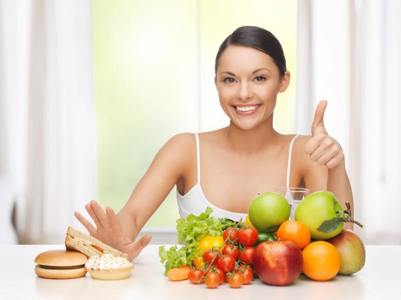 Có chế độ ăn uống khoa học để trị mụn tuổi dậy thì hiệu quả