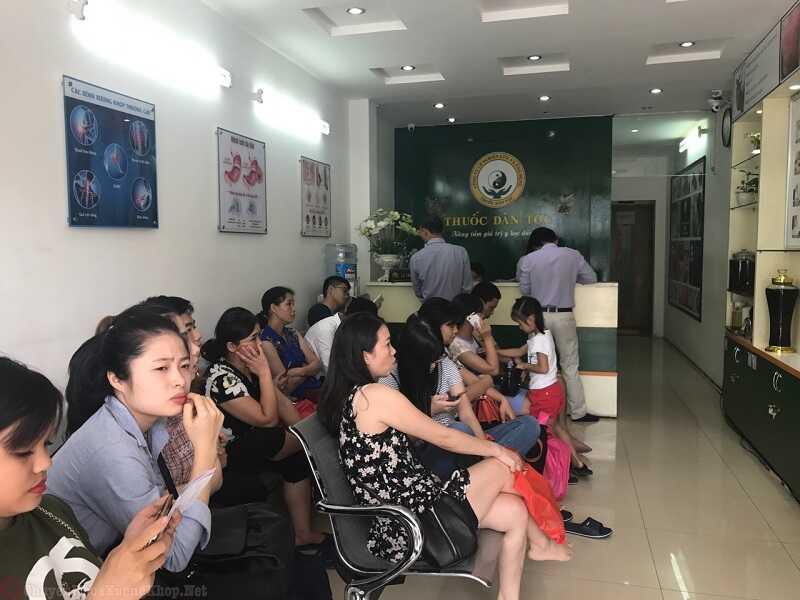 Trung tâm Nghiên cứu và Ứng dụng Thuốc Dân Tộc điều trị đau vai gáy