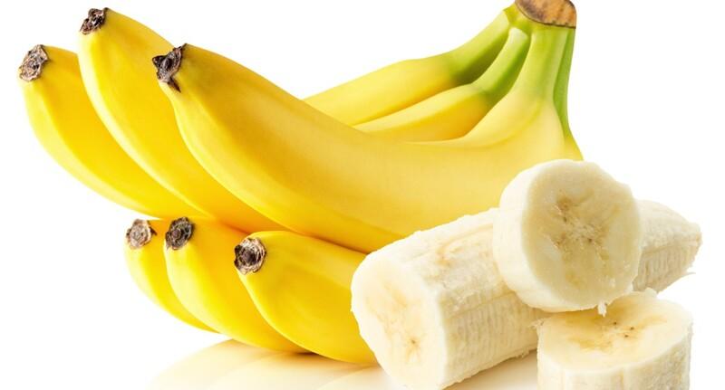 Viêm dạ dày cấp ăn gì - Chuối rất tốt cho hệ tiêu hóa đặc biệt là người bị đau dạ dày cấp