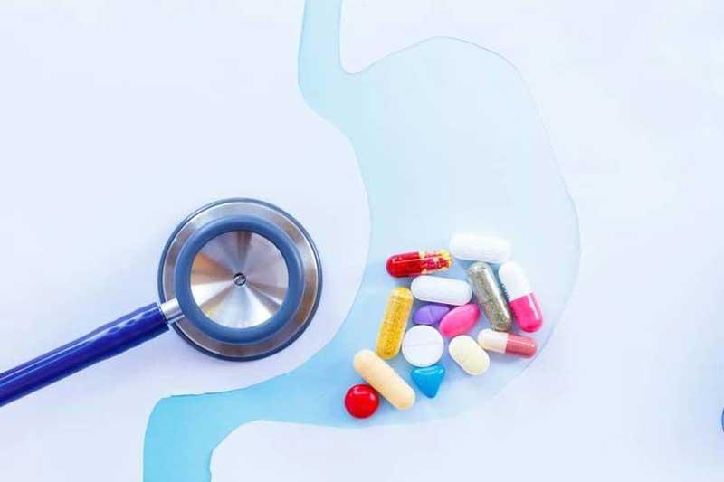 Sử dụng thuốc Tây chữa các triệu chứng