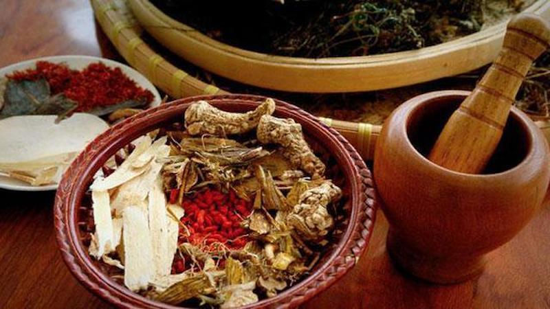 Các bài thuốc Đông y điều trị được sử dụng rất phổ biến