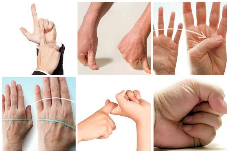 Thực hiện các bài tập vật lý trị liệu để tăng độ linh hoạt cho khớp tay