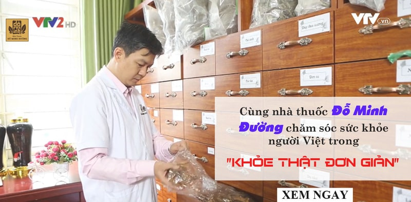 Lương y Đỗ Minh Tuấn tư vấn bài thuốc chữa xương khớp - VTV2