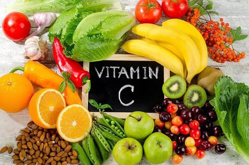 Chế độ ăn giàu vitamin C giúp đẹp da
