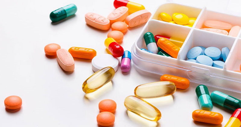 Các loại thuốc Tây y đem lại hiệu quả nhanh chóng