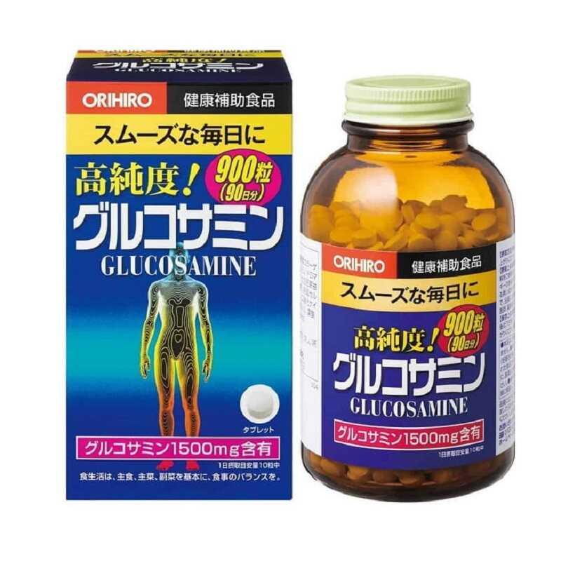 Thuốc chữa viêm đa khớp Glucosamine Orihiro