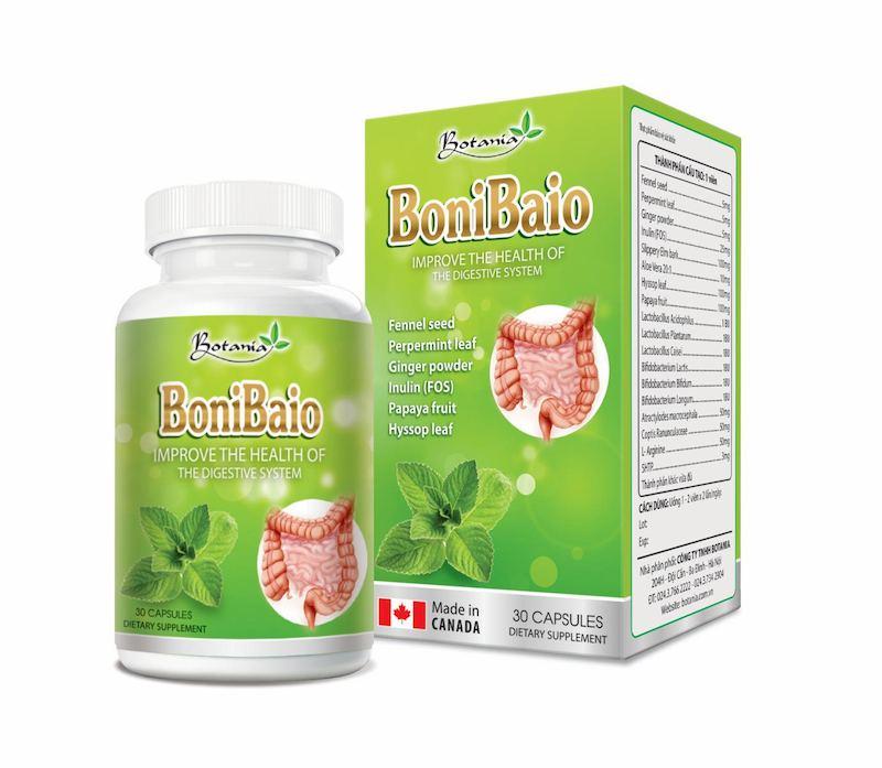 BoniBaio giúp giảm nhanh các triệu chứng bệnh gây khó chịu