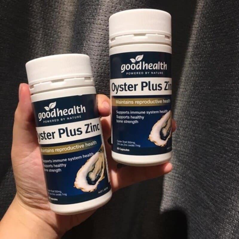 Thuốc Oyster Complete một sản phẩm được ưa chuộng tại nhiều quốc gia giúp phục hồi sinh lý cho phái mạnh
