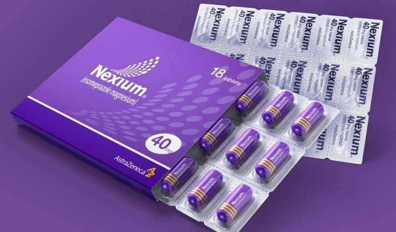 Thuốc Nexium Mups có thành phần chính được điều chế từ Esomeprazol