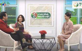 """Bài thuốc Sơ can Bình vị tán được giới thiệu trên chương trình """"Vì sức khỏe người Việt"""" của VTV2"""