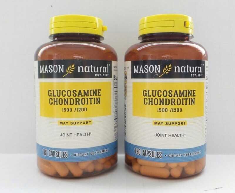 Glucosamine Chondroitin Kraft của Đức