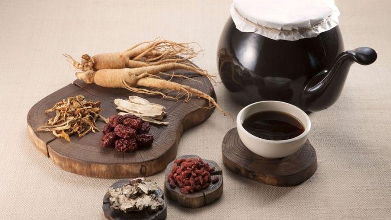 Những bài thuốc được sử dụng trong Đông y