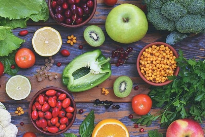 Người bị viêm amidan nên ăn nhiều thực phẩm chứa vitamin C