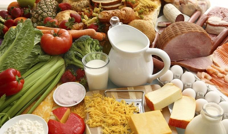 Chế độ ăn uống cũng đặc biệt quan trọng đối với các bệnh nhân