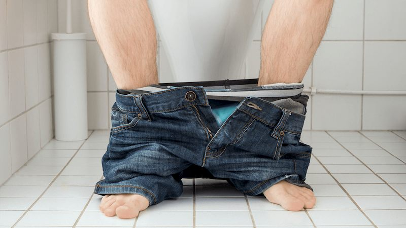 Rối loạn tiêu hóa là một trong những triệu chứng bệnh