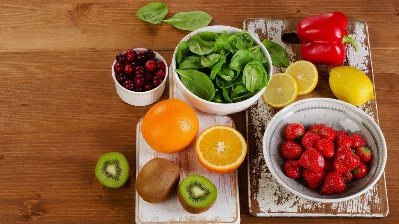 Những thực phẩm có lợi cho người bệnh