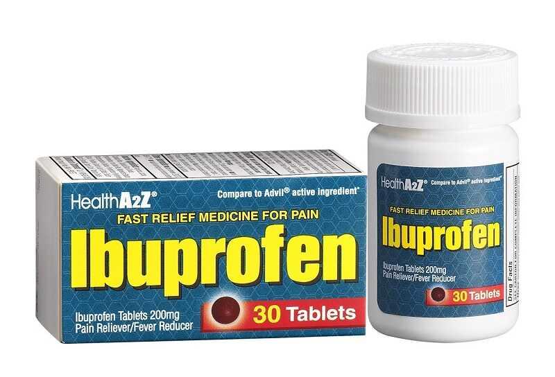 Điều trị viêm màng hoạt dịch khớp gối bằng nhóm thuốc Ibuprofen