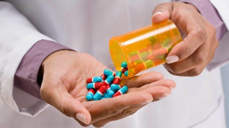 Các loại thuốc được sử dụng trong Tây y
