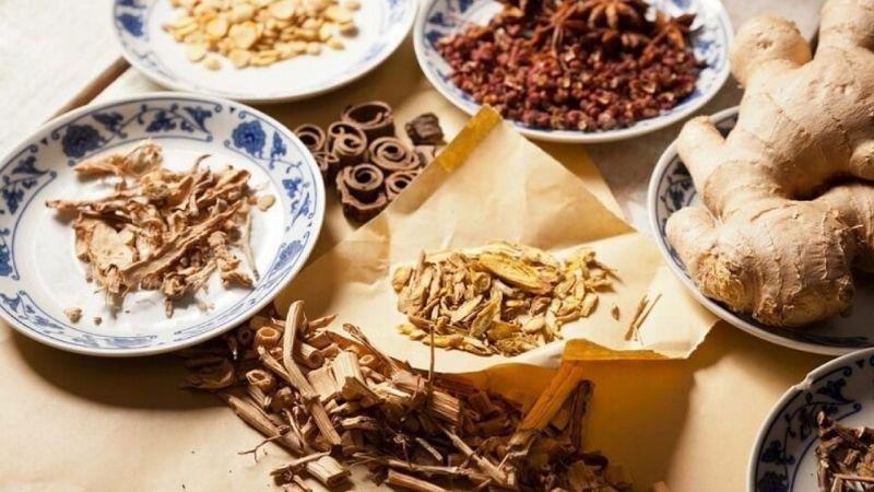 Các bài thuốc phổ biến trong Đông y