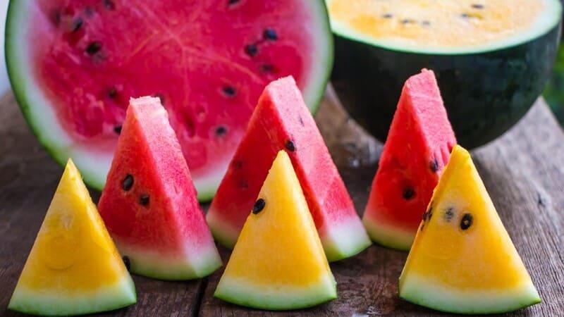 Đang phân vân không biết yếu sinh lý nên ăn gì gì hãy chọn dưa hấu, loại trái cây chứa nhiều Arginine tốt cho sinh lý nam giới