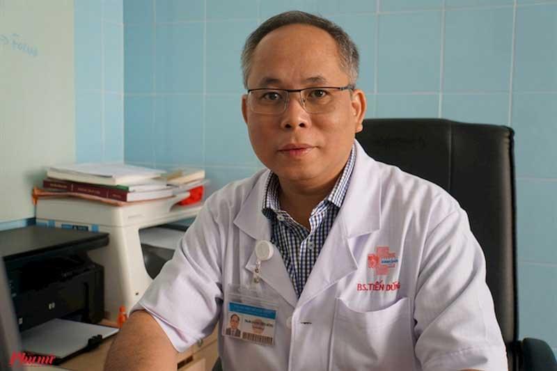 Bác sĩ chữa yếu sinh lý Mai Bá Tiến Dũng