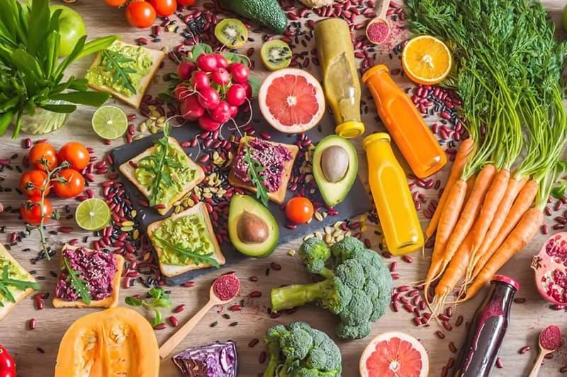 Người bị tổ đỉa nên bổ sung nhóm rau củ quả tươi