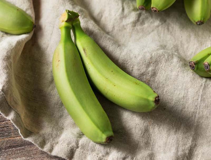 Quả chuối khi chưa chín được dùng với nhiều mục đích khác nhau như chế biến món ăn, chữa bệnh…