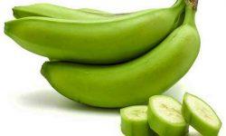 Cách chữa bệnh chàm bằng chuối xanh