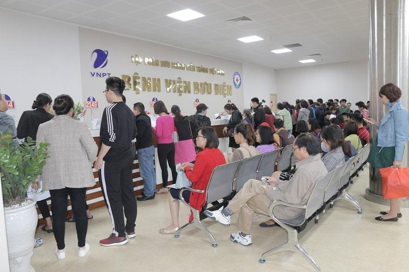 Khoa hỗ trợ sinh sản của Bệnh viện Bưu điện