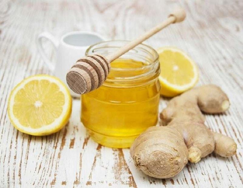 Chữa yếu sinh lý bằng mật ong và gừng