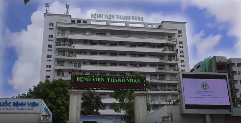 Bệnh viện nào chữa yếu sinh lý - Bệnh viện Thanh Nhàn