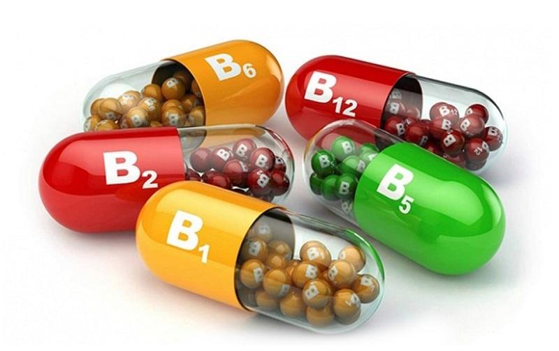 Người bệnh cần bổ sung vitamin nhóm B để hỗ trợ điều trị bệnh