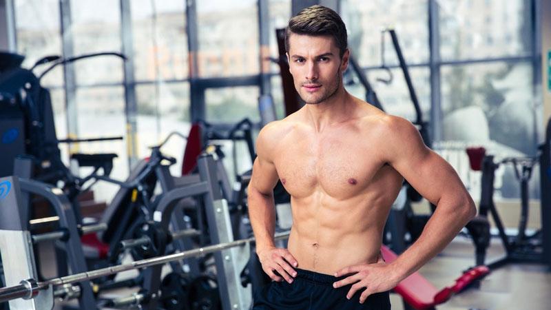 Tập gym có bị yếu sinh lý không? Tập gym không hề ảnh hưởng tới chức năng sinh lý của nam giới