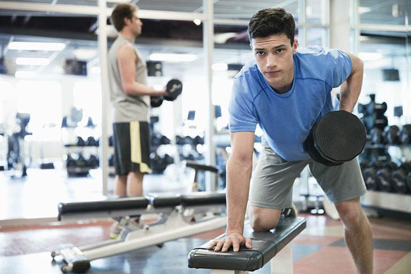 Việc tập gym có hiệu quả trong việc tăng chất lượng tinh trùng và tăng năng suất hoạt động trong chuyện giường chiếu