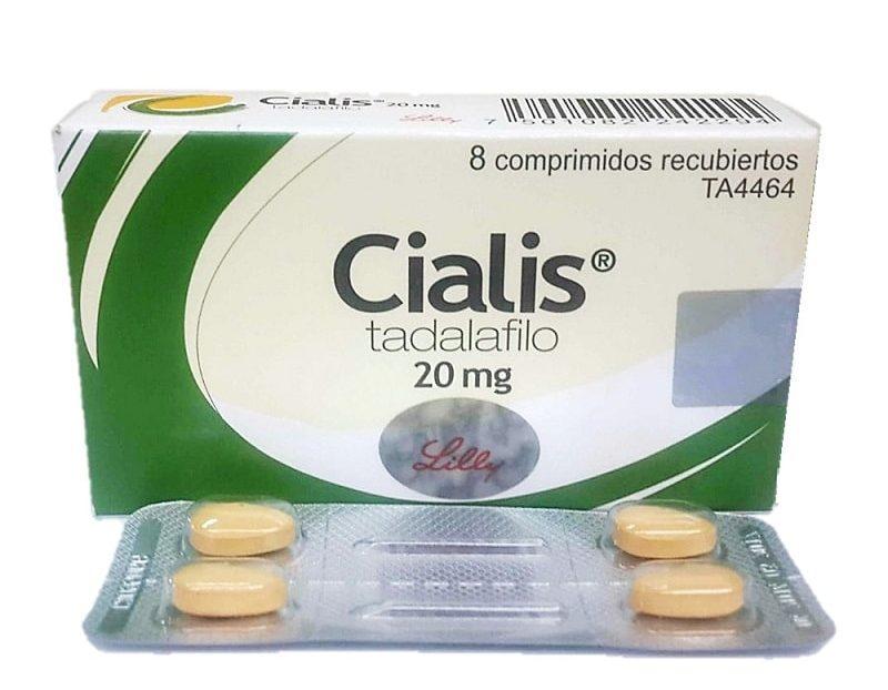 Thuốc tăng cường sinh lý nam giới của Mỹ Cialis