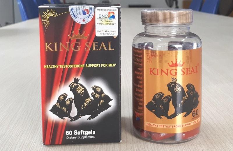 King Seal hỗ trợ sinh lý nam