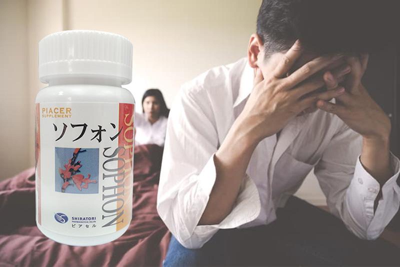 Piacer Sophon là viên uống tăng cường sinh lý nam của Nhật được nhiều nam giới ưa chuộng