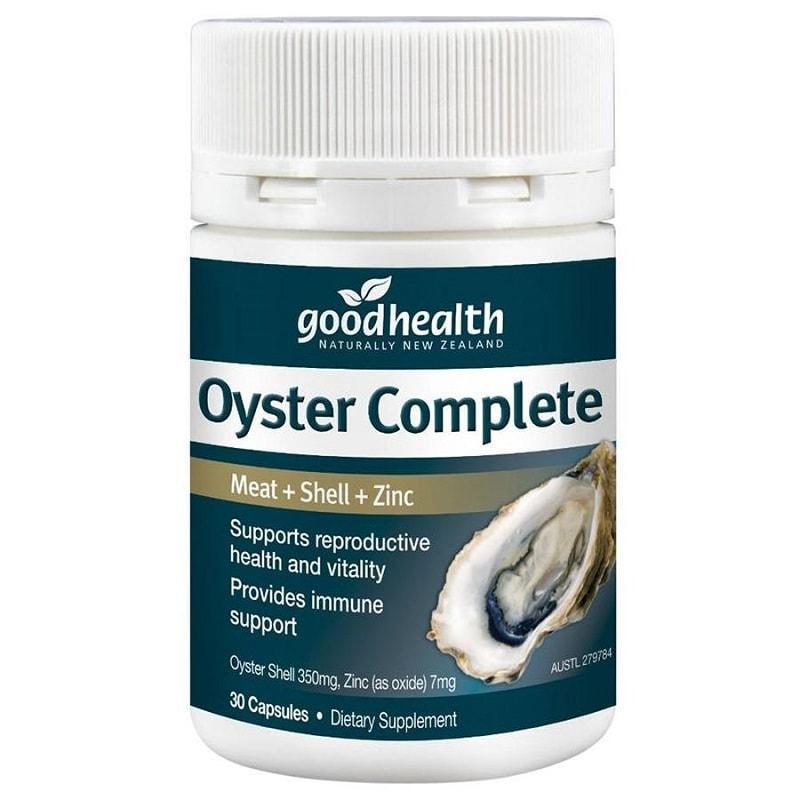 Oyster Complete - thuốc tăng cường sinh lý nam của Úc