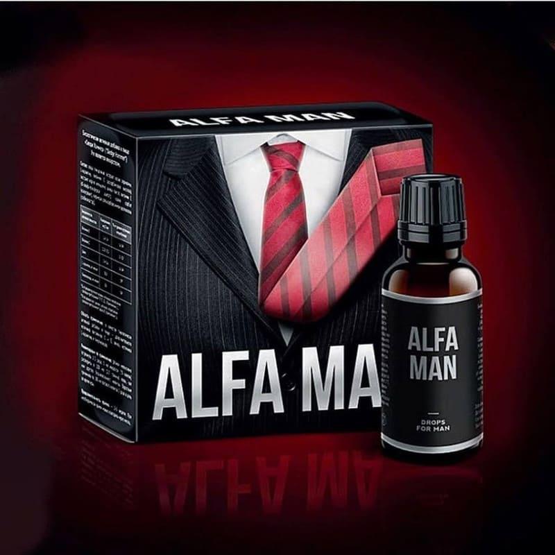 Thuốc sinh lý của Nga Alfa Man