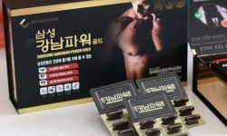 Thuốc tăng cường sinh lý nam Hàn Quốc