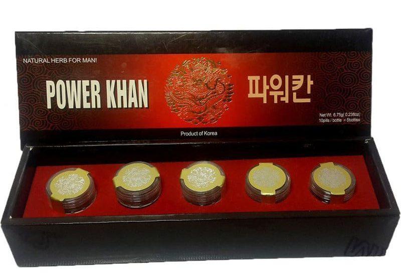 Sản phẩm Power Khan tăng cường sinh lý