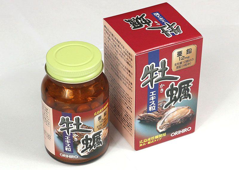 Tinh chất hàu tươi là sản phẩm nổi tiếng của Nhật